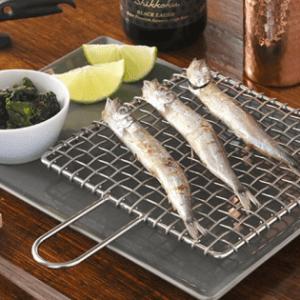 京都金網烤魚